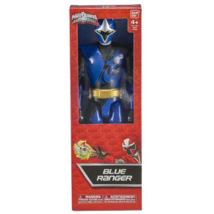 Power Rangers Ninja Steel Blue Ranger Figure